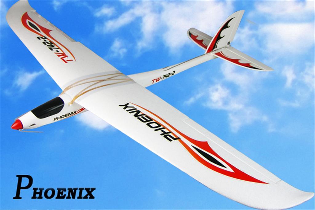 Phoenix 1380 EPO Glider 2,4GHz RTF